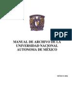 Manual Archivo