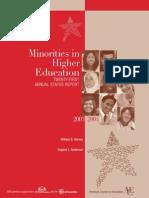 21 St Minorities Report 2004