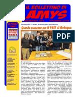 Il Bollettino Di Amys Nr. 6-2013