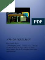 Quien Es Chaim Perelman