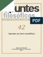 Apuntes Filosóficos Revista Completa Carlos Sierra