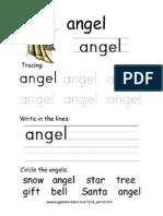 Angel Tracing
