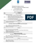 Programa Encuentro Nacional