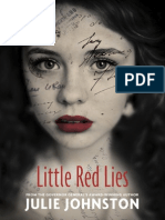 Little Red Lies by Julie Johnston (Excerpt)