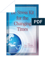 DeStress Kit for the Changing Times by Doc Childre