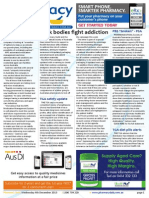 "Pharmacy Daily for Wed 04 Dec 2013 - Peak bodies fight addiction, TWC pro pharmacy robots, PBS \""broken\"" - PSA, Health"