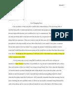 literacy narative 3rd draft