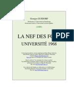Nef Des Fous