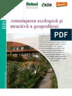 Amenajarea Ecologica Si Placuta a Gospodariei Taranesti 1