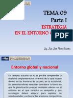 Tema 09 - i Estrategia en El Entorno Global