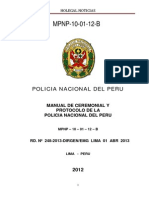 Manual Protocolar Pnp 2013