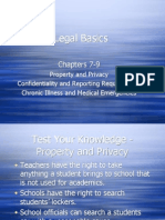 legal basics ch 7-9