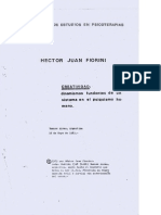 Fiorini, Héctor - 1983 - Creatividad
