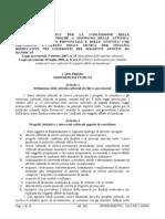 Regolamento Legge Cultura 2007