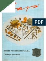 Moldes Prefabricados Catalogo