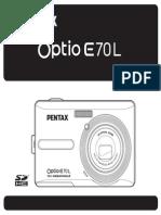 Pentax OptioE70L ENG