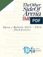 Opera e Balletto