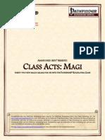 Abandoned Arts - Class Acts - Magi