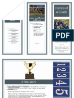 coach brochure
