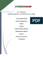 Monografia de Proceso Administrativo