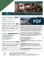 Bulletin d'annonces N°87 Semaine du 7 au 14 décembre 2013