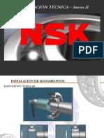 Rodamiento NSK