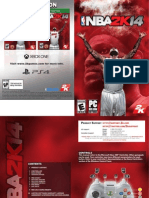 Nba 2k14 Manual Pc Online Final v1 Cover