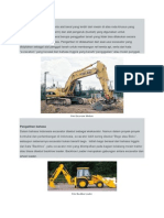 Pengertian Excavator.docx
