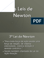 Leis de Newton I