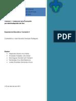 Proteccion de la corrosion por electrodeposito de zinc