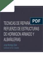 Tecnicas Reparacion Refuerzo Estructuras Hormigon Armado Albagnilerias