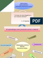 17110516 Pedagogia Enfoque Sociocultural Enfoque Sociocritico