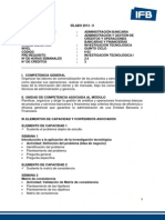 V Ciclo_Investigación Tecnológica ll_Sílabo (Lima-Chiclayo)