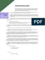Capas Del Modelo de Referencia OSI