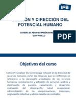 V Ciclo_Gestión y Dirección del Potencial Humano