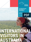 Read the International Visitors Survey
