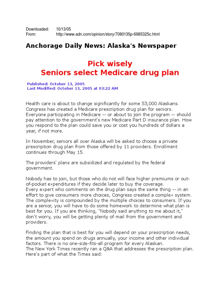 Medicare | Medicare (United States) | Health Policy