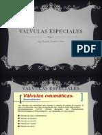 VALVULAS ESPECIALES