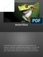 Eco Critic A