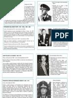 Presidentes Del Peru