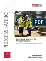 Safebook 1 - Functional Safety in the Process Industry