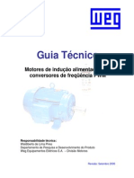 Motores de Inducao Alimentados Por Conversores de Frequencia PWM