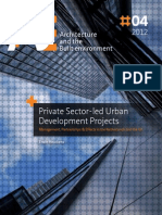 Private Sector-led Urban