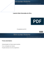 Www.poli.Br ~Marcilio Arduino Minicurso Arduino