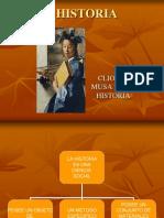 lahistoriacomodisciplina-120304201917-phpapp01