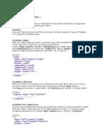 Latihan HTML 4