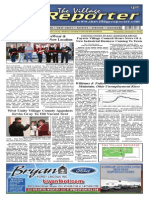 The Village Reporter - December 4th, 2013
