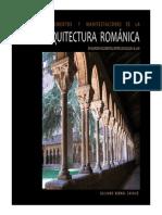 Arquitectura Románica- Güiliano Bernal Cavalié