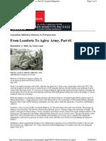Legion Magazine - From Leonforte to Agira - 051101