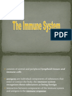 The Immune System 2013